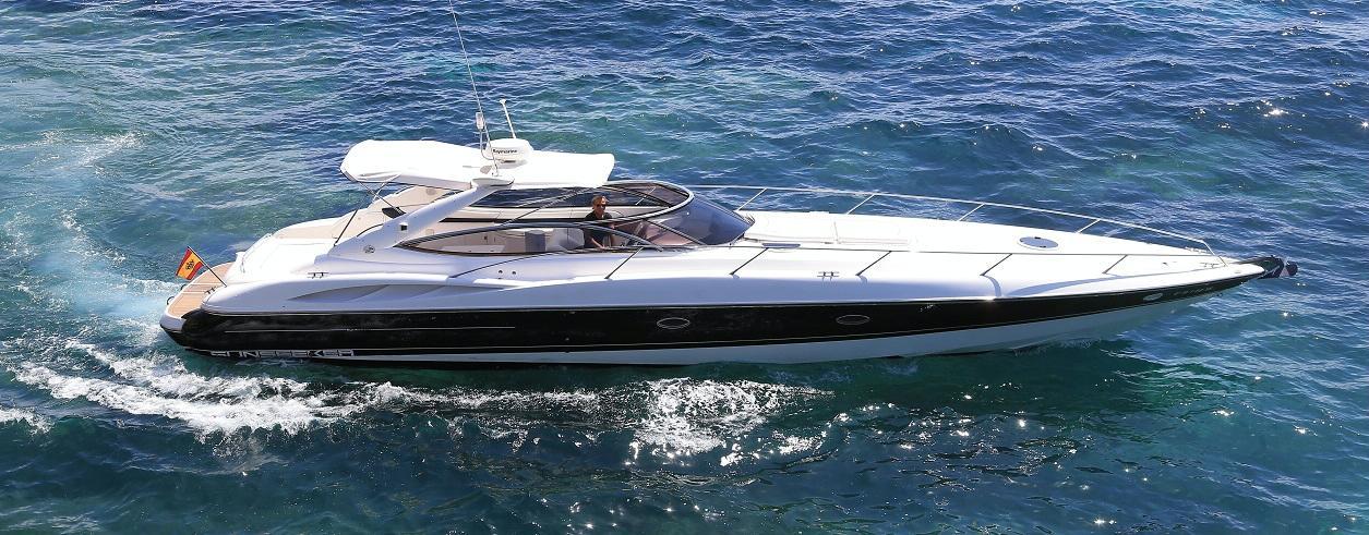 Bluemarine Yacht Charter Ibiza Foto 1
