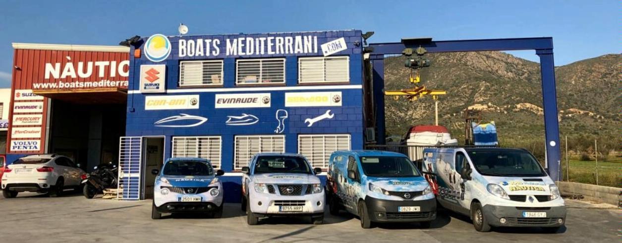 Boats Mediterrani Foto 1