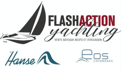 Logo von Flash Action Yachting