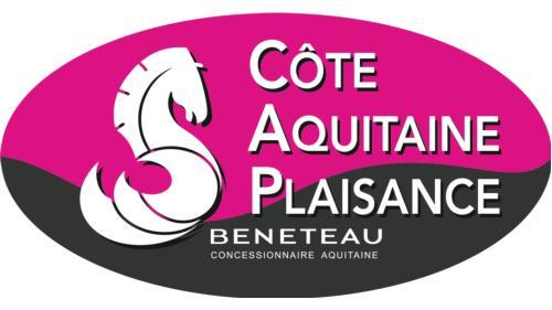 Logo von COTE AQUITAINE PLAISANCE