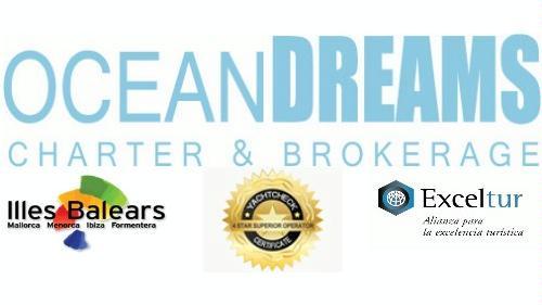 Logo von OceanDreams Charter & Brokerage