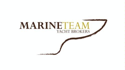 Logo von Marine Team - Agentes Grand Soleil, Dufour Yachts y Lagoon Catamarans