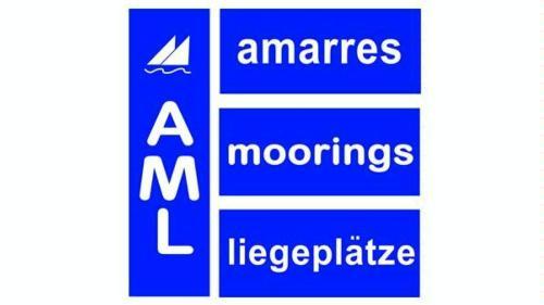 Logo von A.M.L  Amarres + Moorings + Liegeplätze AML