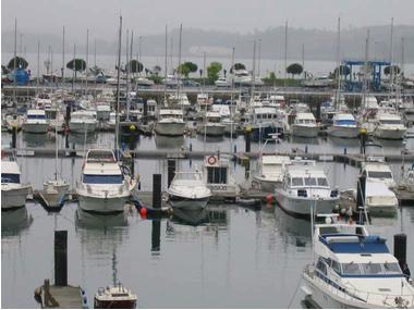 Marina de Santander Kantabrien