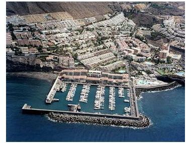 Puerto Deportivo Los Gigantes Teneriffa