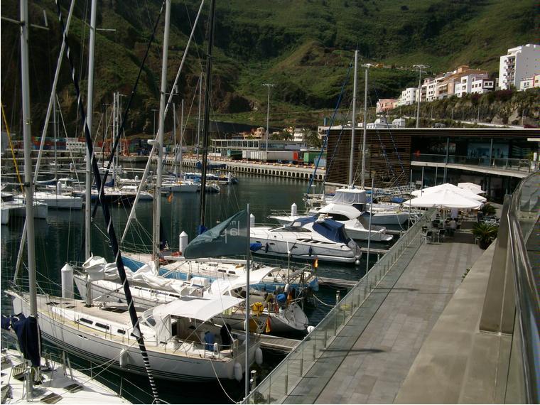 Marina La Palma Sporth Fen In La Palma Inautia