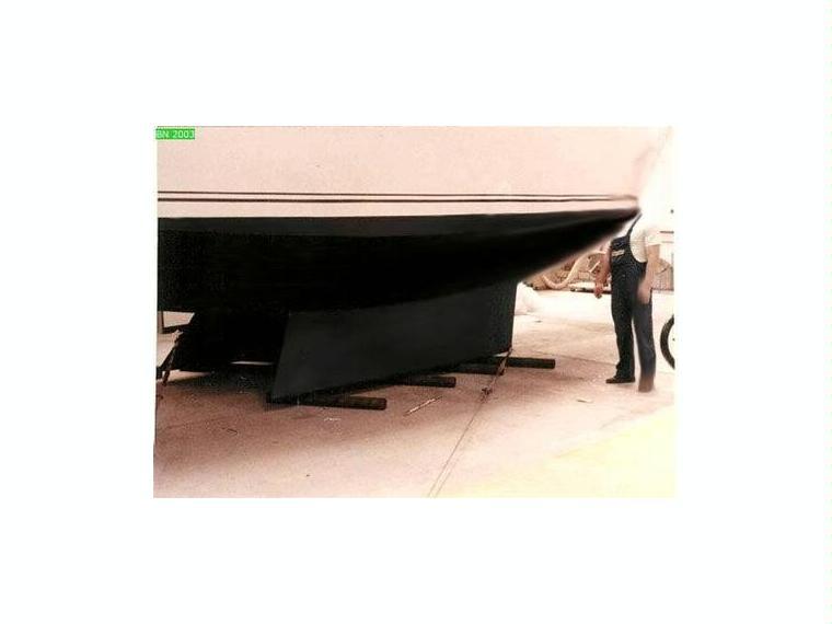 reinke super 11 decksalon alu bilge keel in mallorca. Black Bedroom Furniture Sets. Home Design Ideas