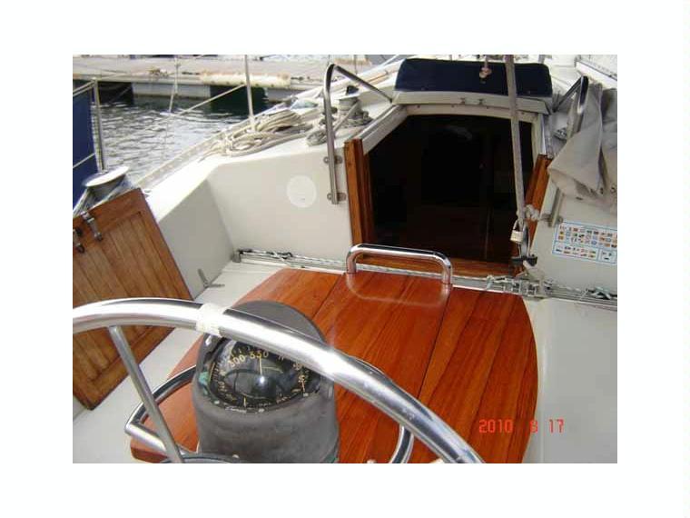 West Wind 35 In La Palma Segelschiffe Gebraucht 68525